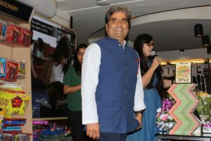 Vishal Bhardwaj feels nervous, excited for next