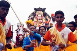 One injured in clashes over idol immersion in Jharkhand