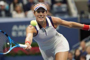 Spain's Garbiñe Muguruza tops WTA rankings