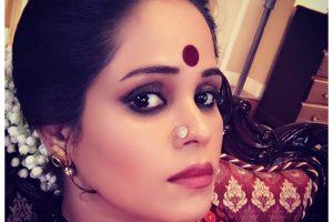 Garima Vikrant Singh enjoys playing Bihari woman