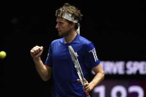 Europe tops World in Laver Cup openers