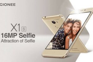 Gionee X1s with 16MP Selfie camera, Android 7.0 Nougat launched for Rs 12,999