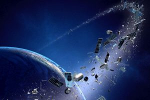 Internet heads to outer space, garbage collectors in tow