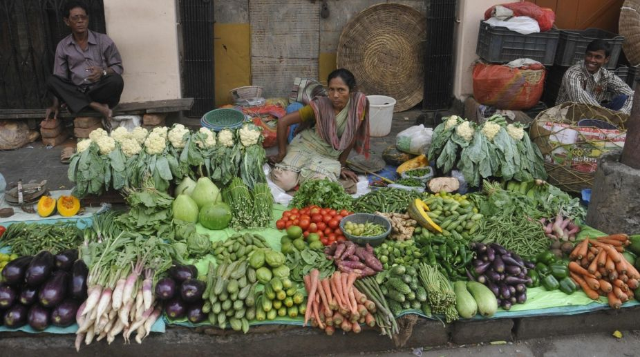 WPI inflation eases to 2.47% in March on cheaper food items