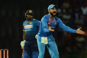 India tour of Sri Lanka 2017: Star campaigners from 9-match victory streak