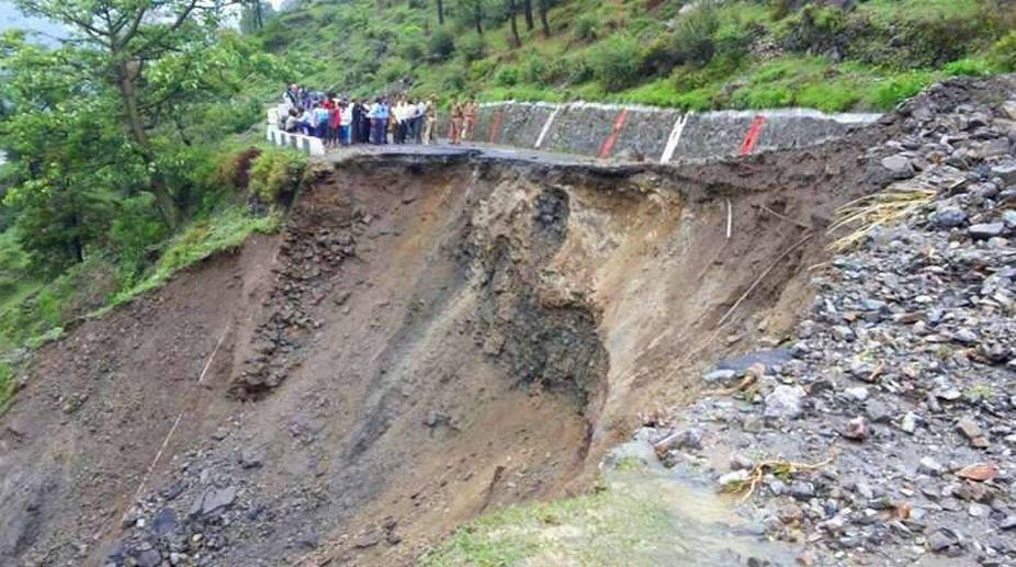 Landslides, public infrastructure, Northeast, Assam Rifles, Arunachal Pradesh