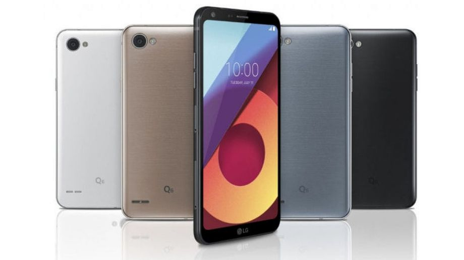 LG Q6+ with Face Recognition, 4GB RAM and Android 7.1.1 launched in India