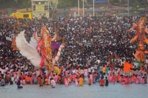 12 dead as 12-day Ganeshotsav ends in Maharashtra