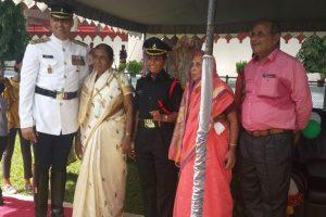 Col Santosh Mahadik's widow joins Indian Army