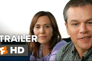 Downsizing Trailer official trailer