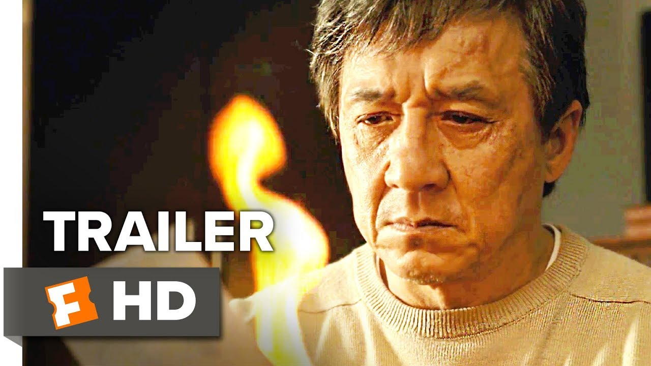 The Foreigner Official Trailer