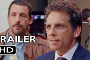 The Meyerowitz Stories Official Trailer