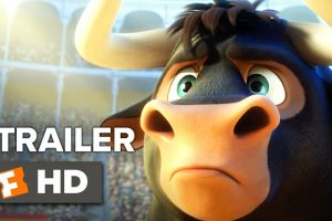 Ferdinand Official Trailer