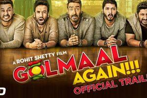 Golmaal Again | Official Trailer