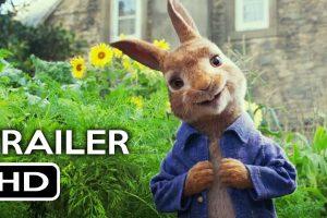 Peter Rabbit Official Trailer