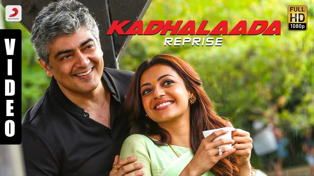 Vivegam – Kadhalaada Reprise Tamil Video starring Kajal Aggarwal