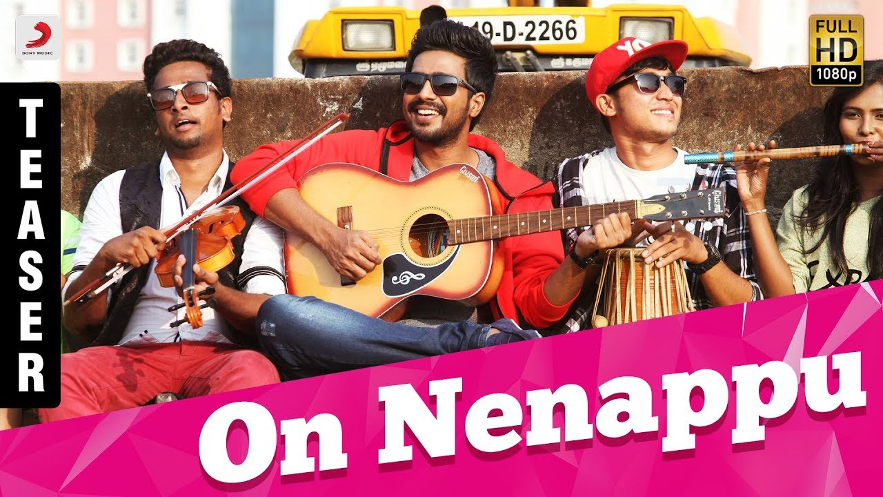 Kathanayagan – On Nenappu Song Teaser