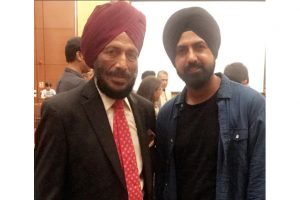 Lucknow central special screening for Milkha Singh