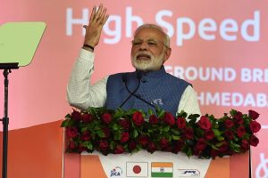 Don't see Khadi as cloth but movement: PM Modi