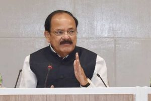 Discussions on economy, GST good for democracy: VP Naidu