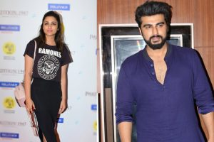 There'll be nervousness of working back with Parineeti: Arjun Kapoor