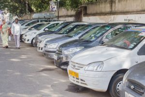 NGT bans parking in Sarojini Nagar market
