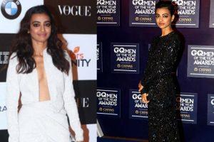 Radhika Apte looks stunning in her red carpet looks