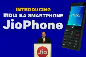JioPhone represents both equality and diversity of India: RJIL Executive