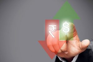 Rupee in free fall, slips 8 paise to fresh 3-month low
