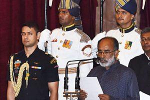 BJP state unit plans grand reception to Kannanthanam