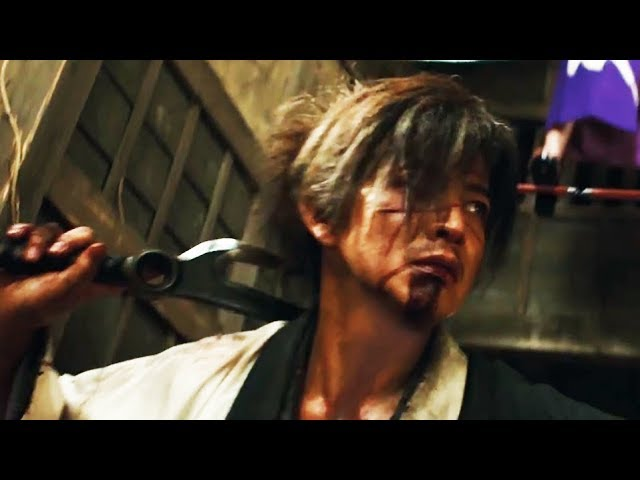 Blade of the Immortal Trailer 2017