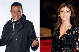 Shilpa Shetty is all praises for Mithun Chakraborty