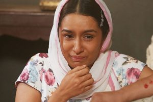 What made Shraddha Kapoor break down on the sets of 'Haseena Parkar'?