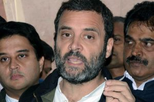 BHU lathicharge: Rahul takes dig at BJP