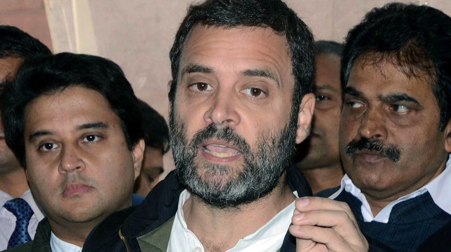 All Congress state chiefs to continue in their posts: Rahul Gandhi