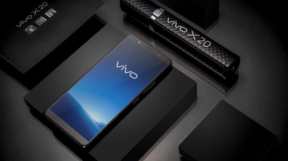 Vivo X20, X20 Plus premium smartphones with Full-Vision display, dual-rear camera launched