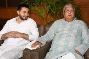 Fodder Scam: BJP, RSS, Nitish conspired to get Laluji jailed, says Tejashwi