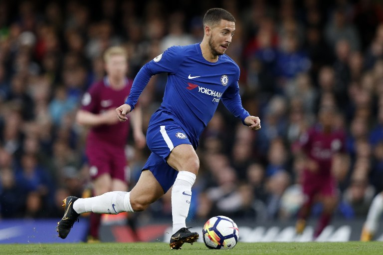 Premier League, Chelsea F.C., Eden Hazard