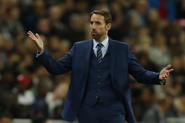Wembley Stadium, England Football, England Fans, England vs Slovenia, Gareth Southgate