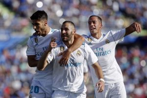 Gremio 'not thinking' about Real Madrid