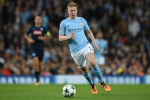 EPL: 16th straight win for Manchester City, crush Spurs 4-1
