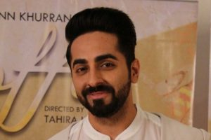 Ayushmann Khurrana urges kids to play outdoors