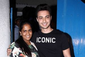 Arpita Khan excited about husband's debut