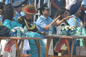 IAF prepared to fight anytime: Air Force Chief