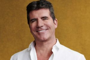 Simon Cowell was hospitalised after falling at home