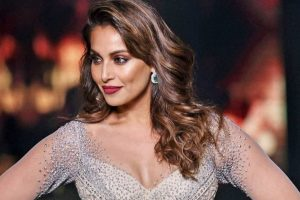 Bipasha Basu takes on Zumba to stay fit