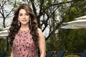 Juhi Chawla to present TV show 'Sharanam'