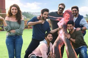 'Golmaal Again' enters the 100-crore club in just 4 days
