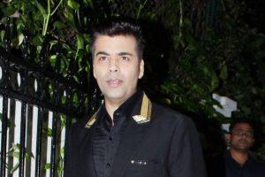 Littering is a global menace: Karan Johar