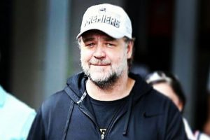 Russell Crowe piles on weight for 'Boy Erased'